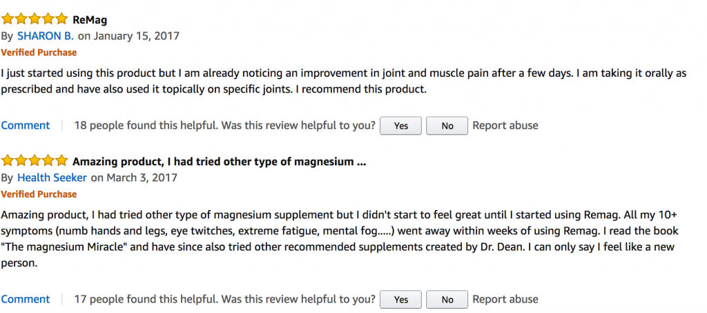 ReMag Review-the Best way to Get Magnesium Benefits