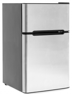 Best Choice Products Stainless Refrigerator