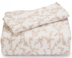 Laura Ashley Flannel Full Sheet Set