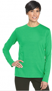 Coolibar Long Sleeve T-Shirt