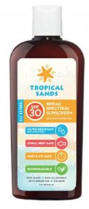 Tropical Sands Mineral Sunscreen