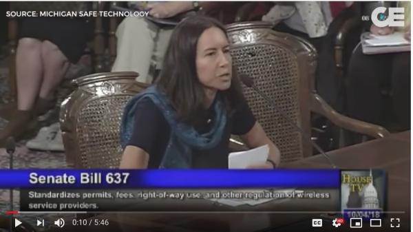 Testimony of Dr. Sharon Goldber